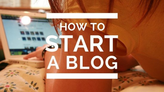 How To Start A Blog From Scratch, In 20 Minutes