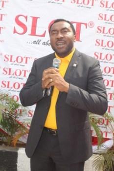 Nnamdi Ezeigbo - Founder Of Slot