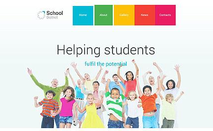 Education Organization WordPress Theme