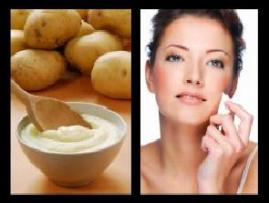 Potato Uses In Cosmetics