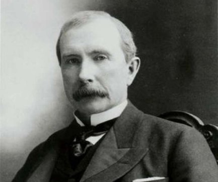 John D. Rockefeller | Richest people i history
