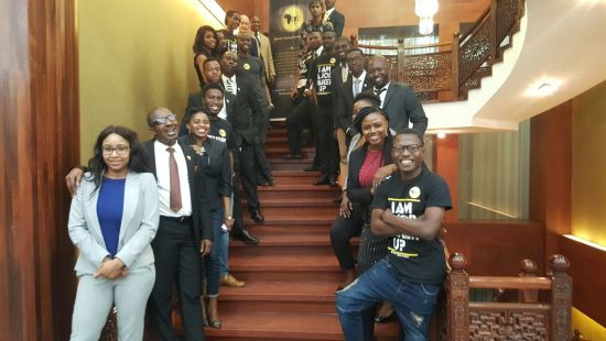 The Africa's Young Entrepreneurs Empowerment Nigeria (AYEEN)