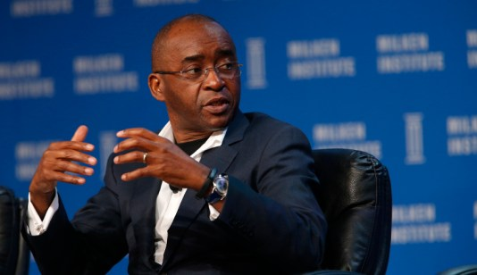 Biography & Success Story Of Strive Masiyiwa. Founder Of Econet Group