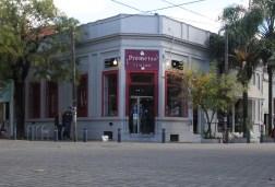 Corner of Honduras and Gurruchaga in Buenos Aires