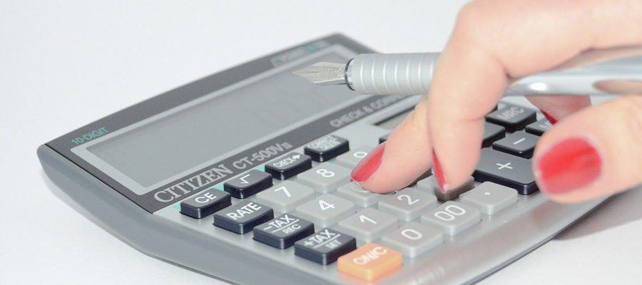 Taschenrechner (Bild: Pixabay)