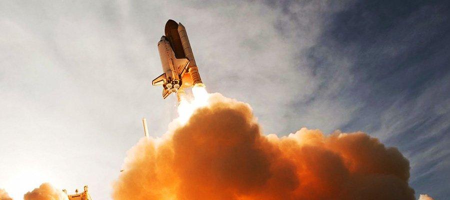 Disruption Innovation Raketenstart (Bild: Pixabay)