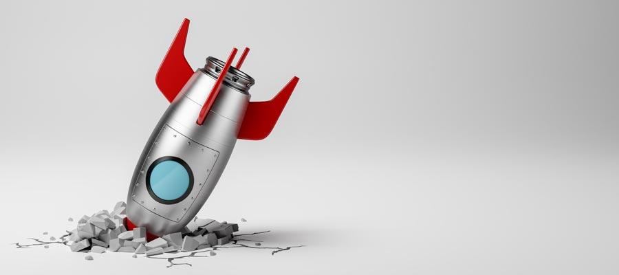 Warum StartUps scheitern - die häufigsten Fehler (Bild: Shutterstock)