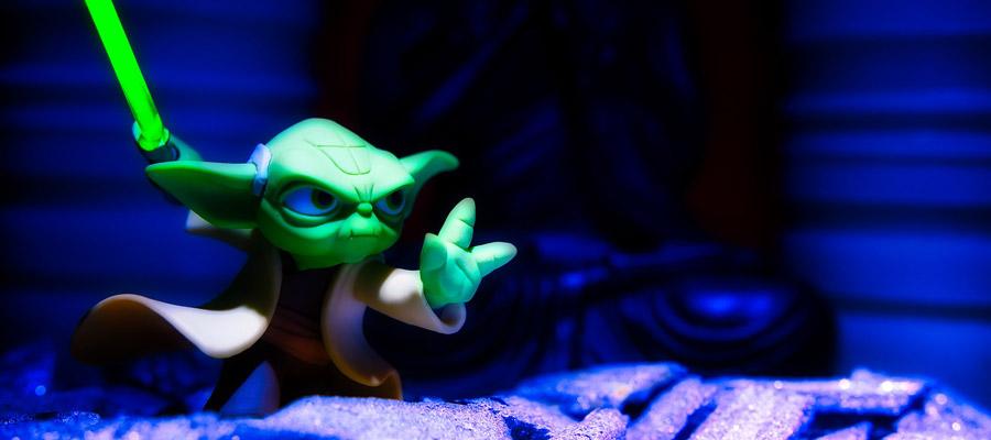 Jedi (Bild: Pixabay)