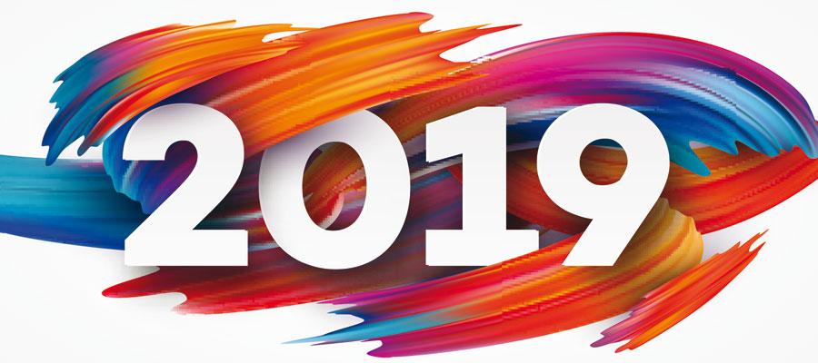 2019 Rückblick (Bild: Shutterstock)
