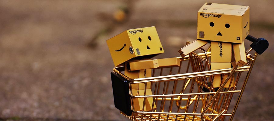 Amazon Vertrieb (Bild: Pixabay)