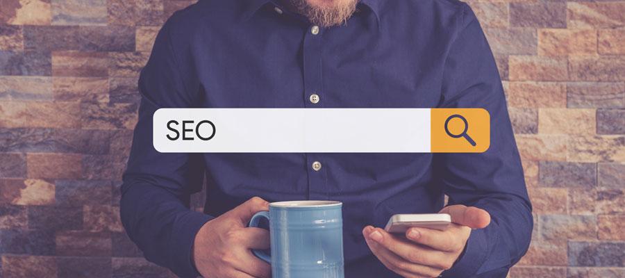 Blog und SEO (Bild: Shutterstock)