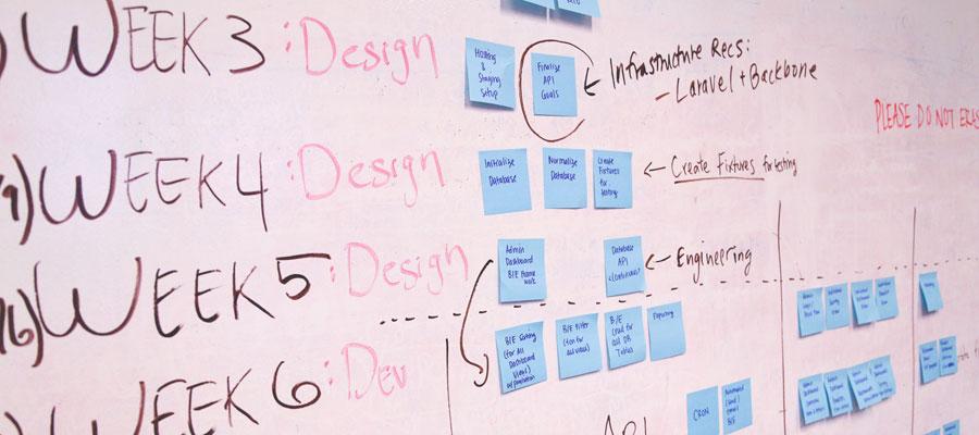 Projektmanagement (Bild: Pexels)