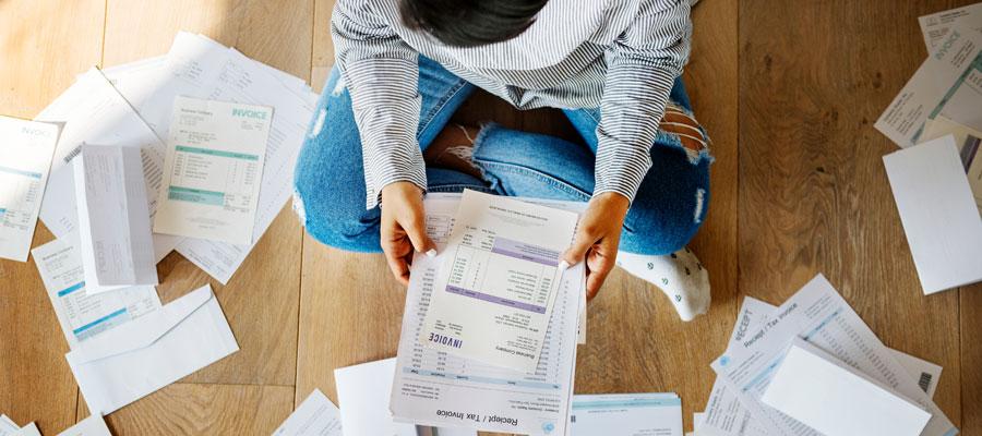 Steuerschulden Stundung (Bild: Shutterstock)