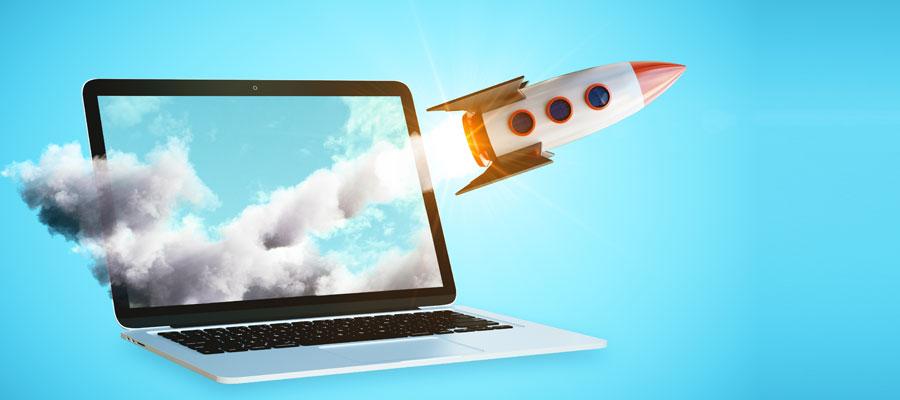 Pagespeed - Website Ladezeit verkürzen (Bild: Shutterstock)