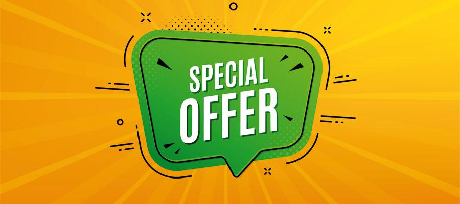 Special Offer (Bild: Shutterstock)