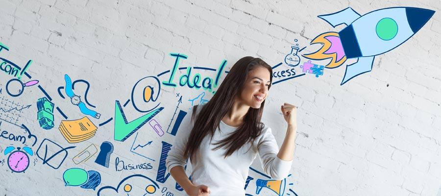 Gründer Erfolg (Bild: Shutterstock)