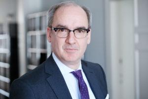 Prof. Dr. Hanns-Ferdinand Müller Vorstand der FORIS AG