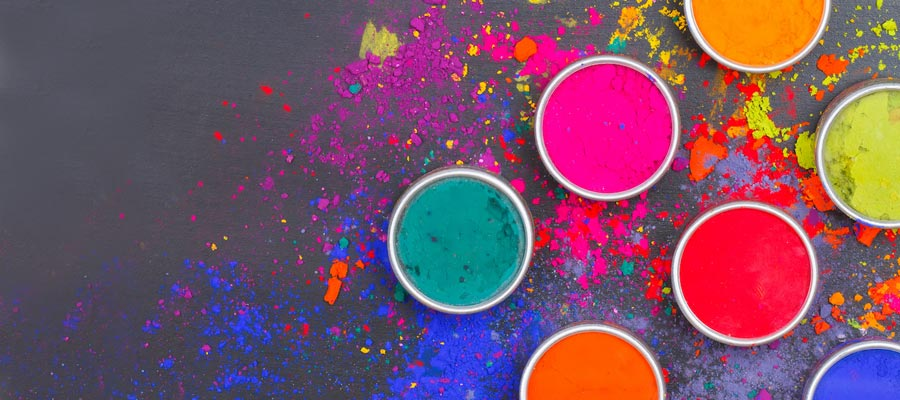 Farben Bedeutung Kulturen (Bild: Shutterstock)