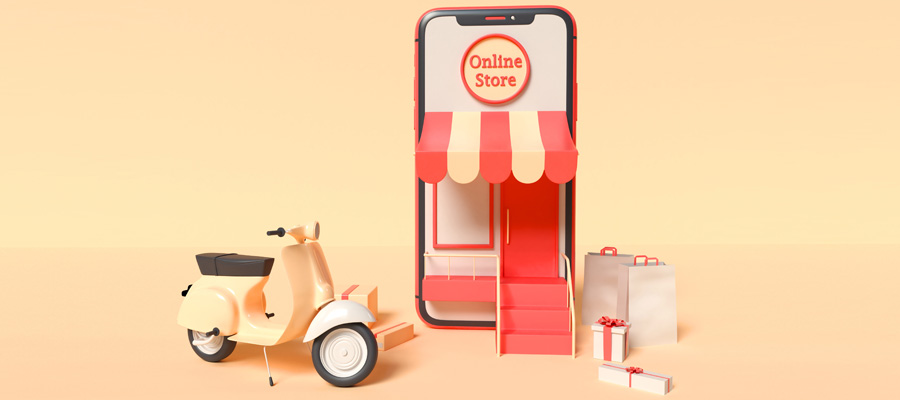 Einzelhandel - Onlinehandel (Bild: Freepik)