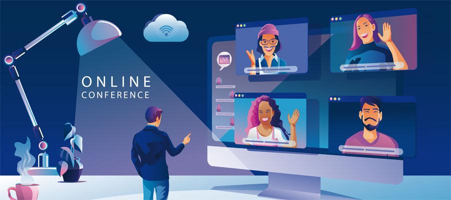 Online-Events und virtuelle Veranstaltungen (Bild: Shutterstock)