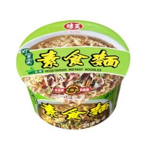 味王素食麵