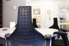 Extremely comfortably Keilhauer Junior chairs