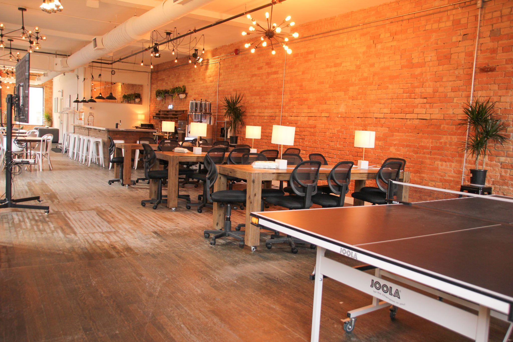 Startwell private event space on king street west