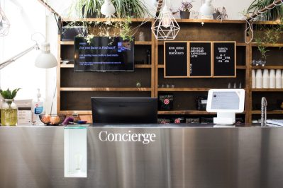 Concierge & Mail Handling