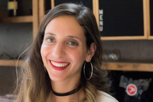 Loren Harssar, Barista at StartWell
