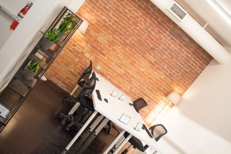 Available: 4 Person Open Office (3-4) at StartWell King West