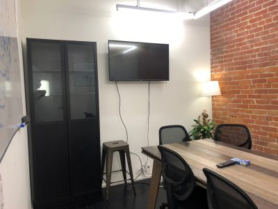 Available: 6 Person Private Office (3-1) at StartWell King West