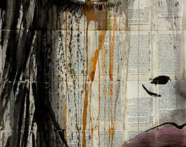 "Saatchi Art Artist LOUI JOVER; Drawing, ""silent jungle…"" #art…"
