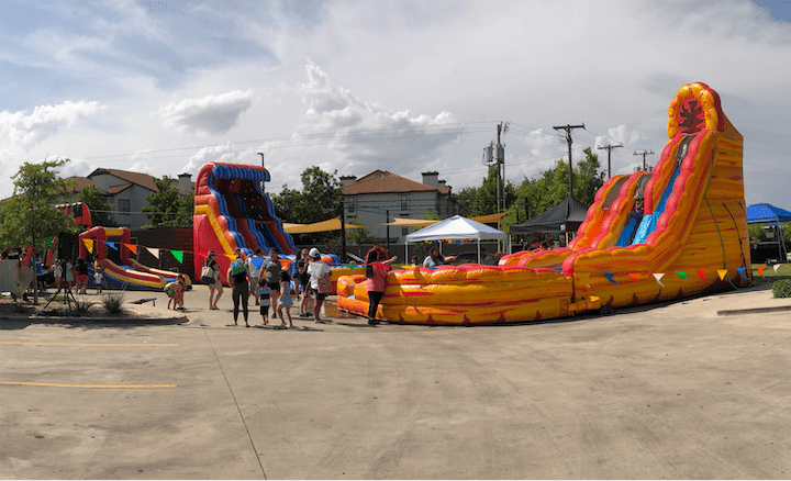 Event Waterslides