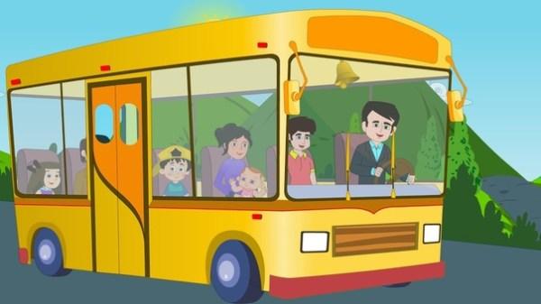 Картинки детский автобус: Самые крутые школьные автобусы в ...