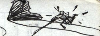 fleeing tusken raider comic page detail