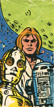 star wars weekly comic image