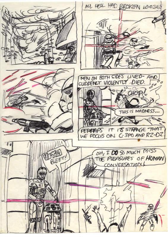009: Stormtroopers Break Through!