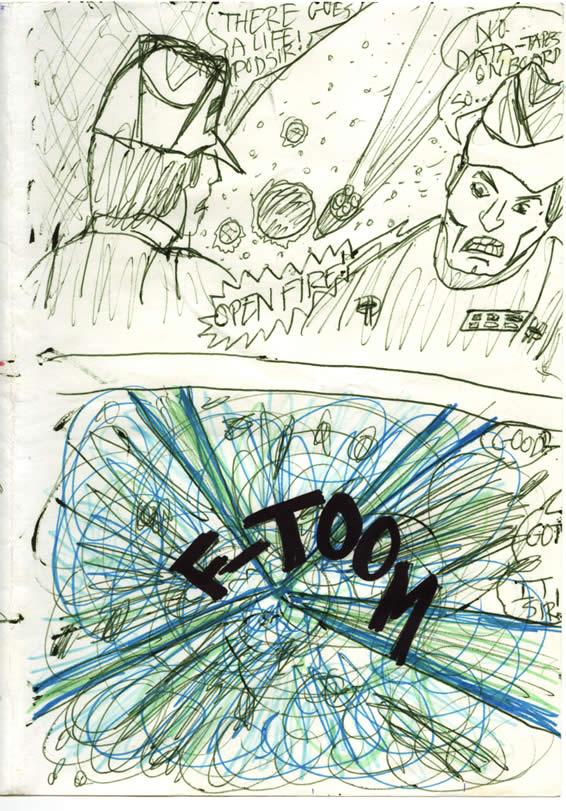 015: Escape-Pod… F-Toom!