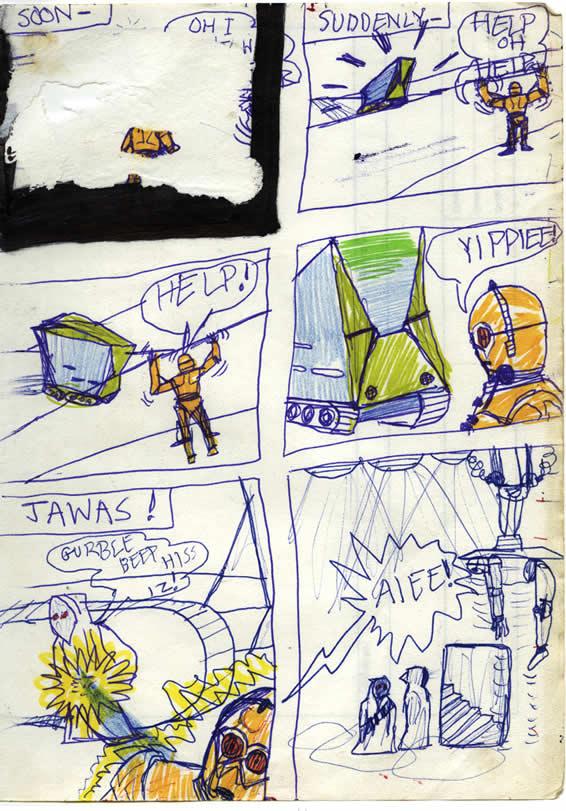 "026: ""Jawas – yippee!"""