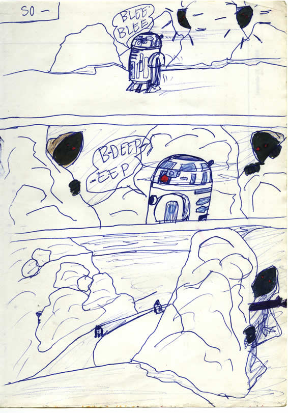 027: Artoo – all alone?