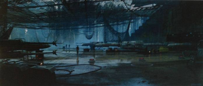 Concept Art - Massassi Hangar