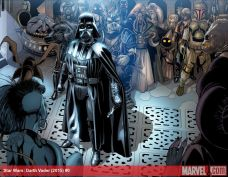 Darth Vader #1 preview, 2 of 3