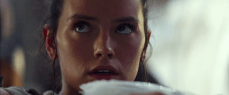 Rey with a Kyber crystal?