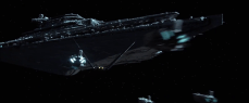 New Star Destroyer and transports