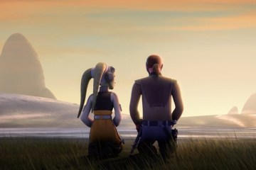 Star Wars Rebels seizoen 4 trailer