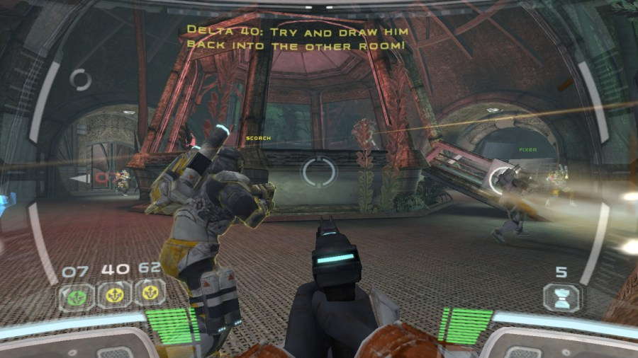 The Best Star Wars Games of the PlayStation 2 Generation   StarWars com Star Wars  Republic Commando screenshot