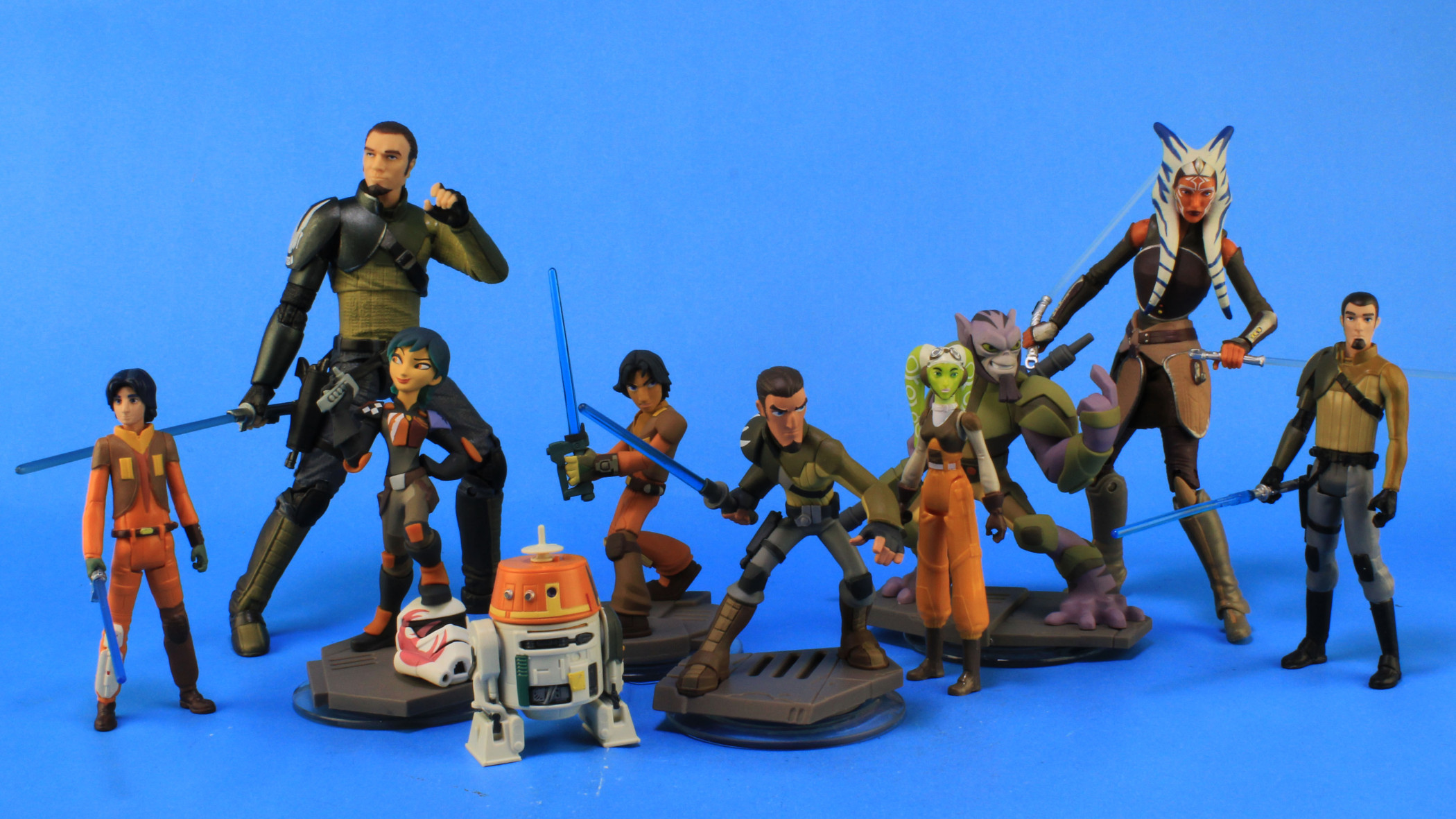 Toy Empire Star Wars Rebels Roundup