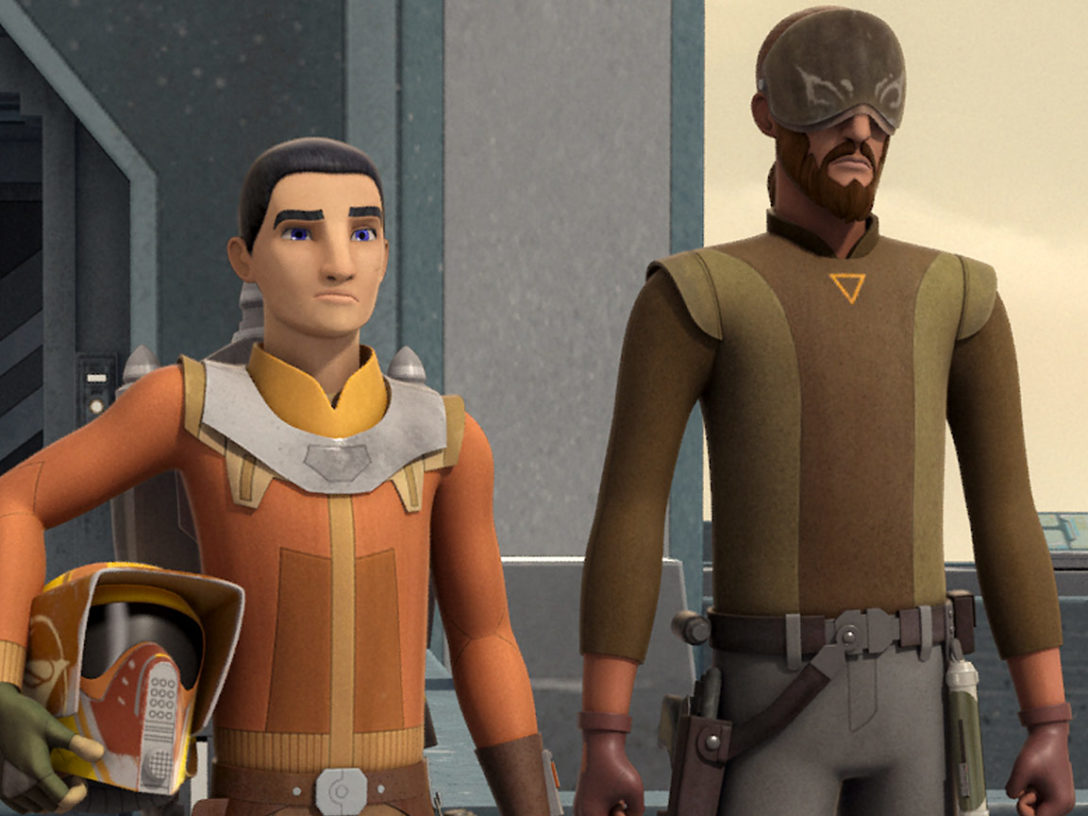 Always Two Building A Jedi Legacy With Ezra And Kanan