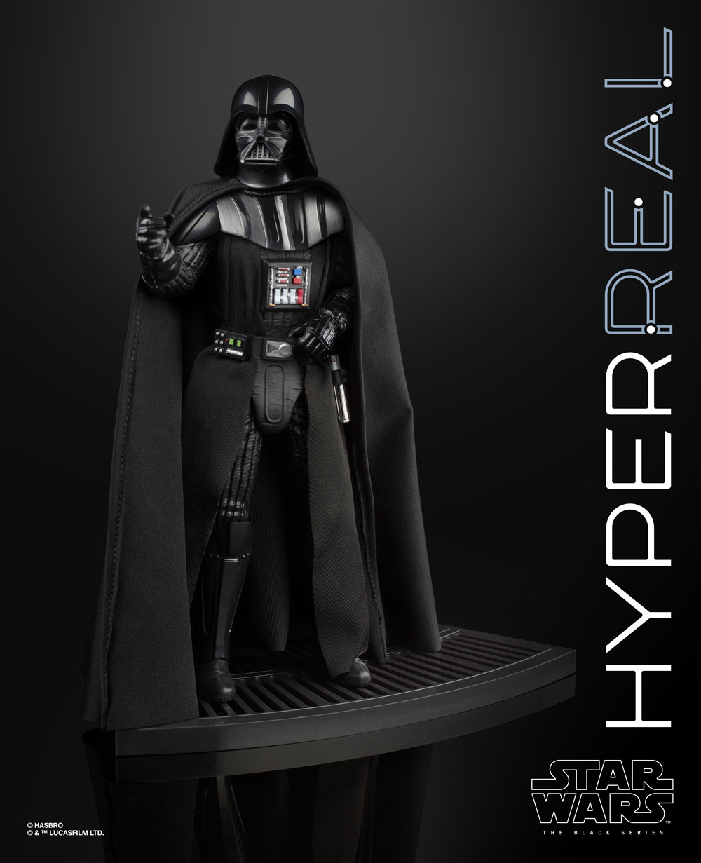 Hyperreal Darth Vader Interview With Hasbro Starwars Com