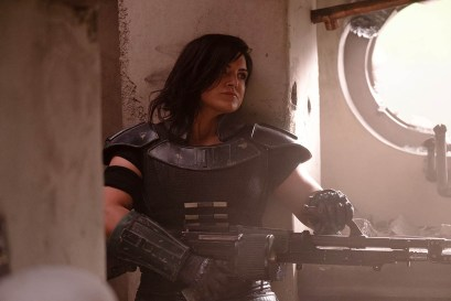 An image from The Mandalorian.
